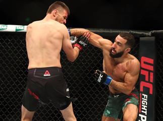MMA: UFC Fight Night-Sydney-Means vs Muhammad