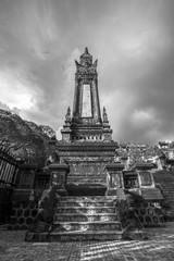 Wellcom to Vietnam, The tomb of King Khai Dinh, Nguyen emperor, Vietnam