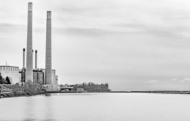 Industry on the Shore