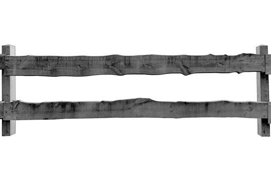 Holzzaun Textur