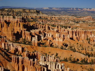 View over the Bryce Canyon in Utah, USA