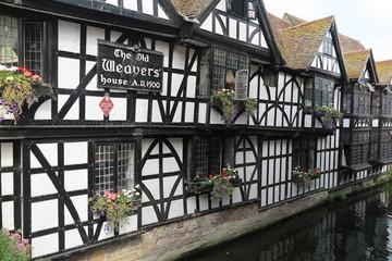 In der Altstadt von Canterbury, Kent