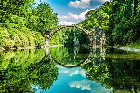 A beautiful old bridge