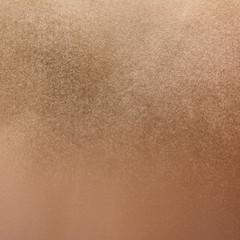 Square copper texture background.Square bronze texture