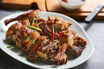 Thai style Roasted Chicken