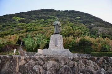 日本 高知県 室戸市 室戸阿南海岸国定公園 室戸岬 Japan Shikoku Tochi Muroto city Muroto-Anan Kaigan Quasi-National Park muroto misaki