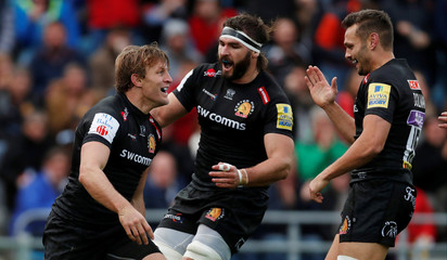 Premiership - Exeter Chiefs vs Harlequins