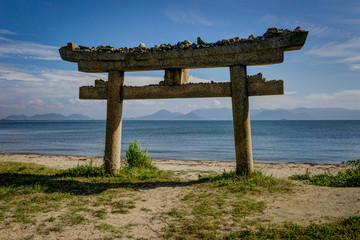 Naoshiam Island Art Piece Museum Japan