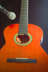 Concept of musical instruments