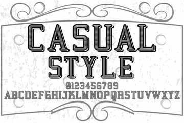 script handcrafted vector calligraphy font typeface,vector,labels,illustration,letters,grunge,graphics,banners,vintage in design with decoration