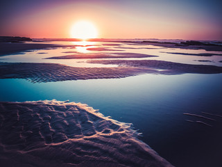 Sunset XV
