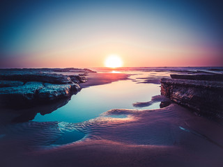 Sunset XII