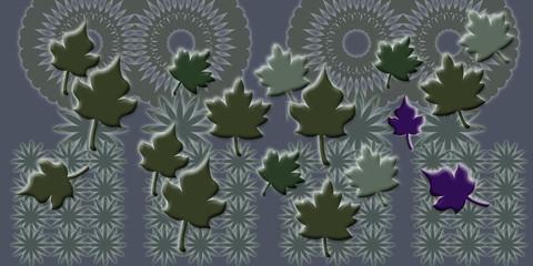Muster und Ornamente - Illustration