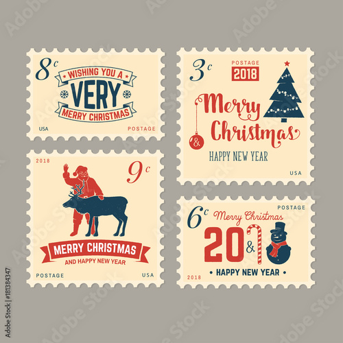 2018 christmas stamp competition