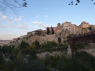 Cuenca es ciudad de Castilla la Mancha declarada por la Unesco Patrimonio de la Humanidad