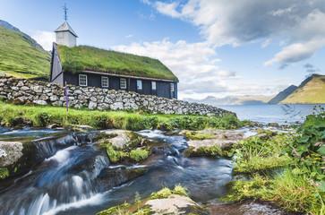 Funningur, Faroe Islands, Denmark