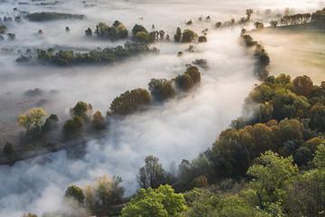 Italy, Lombardy, Lecco province, Airuno, Adda river
