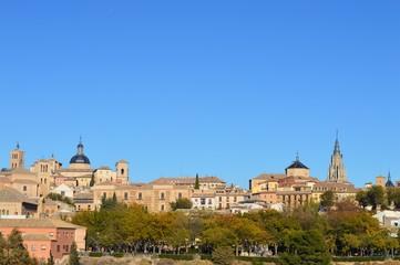 La ciudad de Toledo España