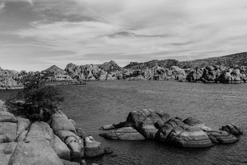 Watson Lake in Prescott Arizona: Granite Dells