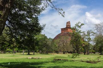 Jethawanaramaya, Anuradhapura, Sri Lanka