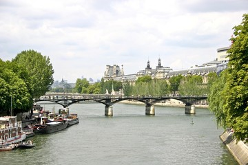 Pont des Arts - Paris 1 & 6