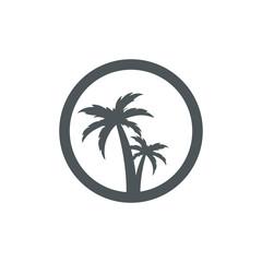 Palm Tree Circle