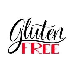 gluten free calligraphy