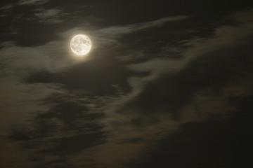 スーパームーン 月 満月