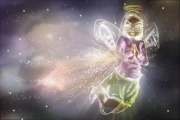 Engel verschijning