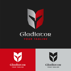Gladiator Logo (Business Logo Idea)