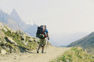 Campaign around Mont Blanc.Campaign around Mont Blanc.