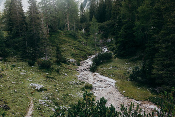 Landscapes in the Alps