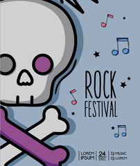 rock music festival event concert
