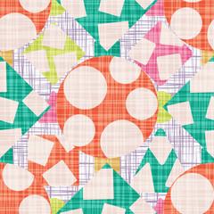 The cloth design vector illustration.