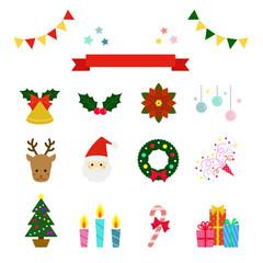 クリスマス アイコン セット / vector eps 10