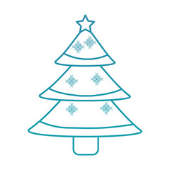 christmas tree decoration traditional holiday