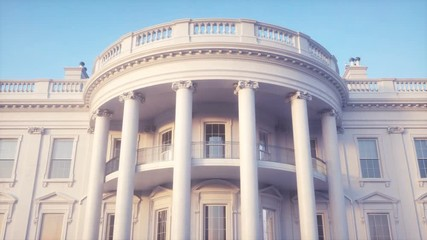Wall Mural - White House Ambient 1