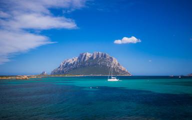 Island Tavolara, Sardinia