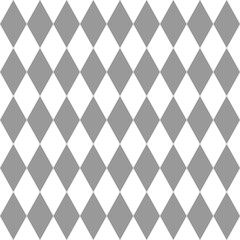 Tile vector pattern with grey and white seamless background
