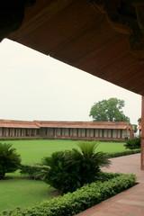 India. Templo de Taj Mahal en Agra (Asia)
