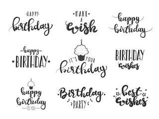 Happy Birthday Stock Photos And Royalty Free Images Vectors And