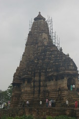 Templos del Kamasutra en Khajuraho, India