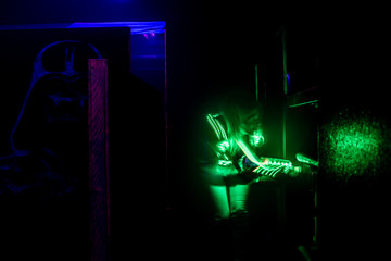 Lasertag Game