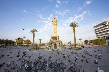 Türkiye İzmir Saat Kulesi