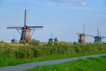 Windmühlen von Kinderdijk/NL