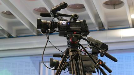 Telecamera professionale produzione tv