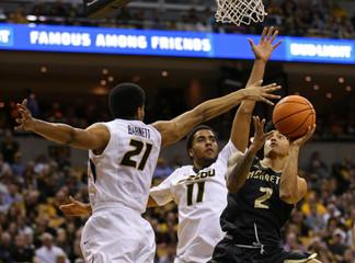 NCAA Basketball: Emporia State at Missouri