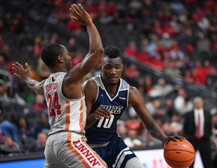 NCAA Basketball: Rice at UNLV