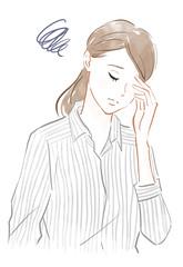 頭痛・ストレスのイメージ