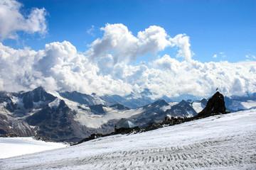 Refuge of 11, Elbrus, Caucasus, Russia